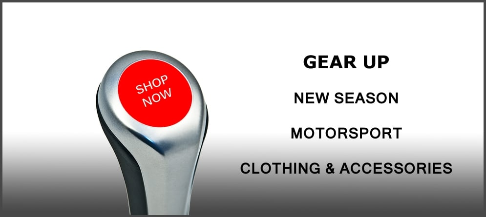 Browse Motorsport Merchandise here