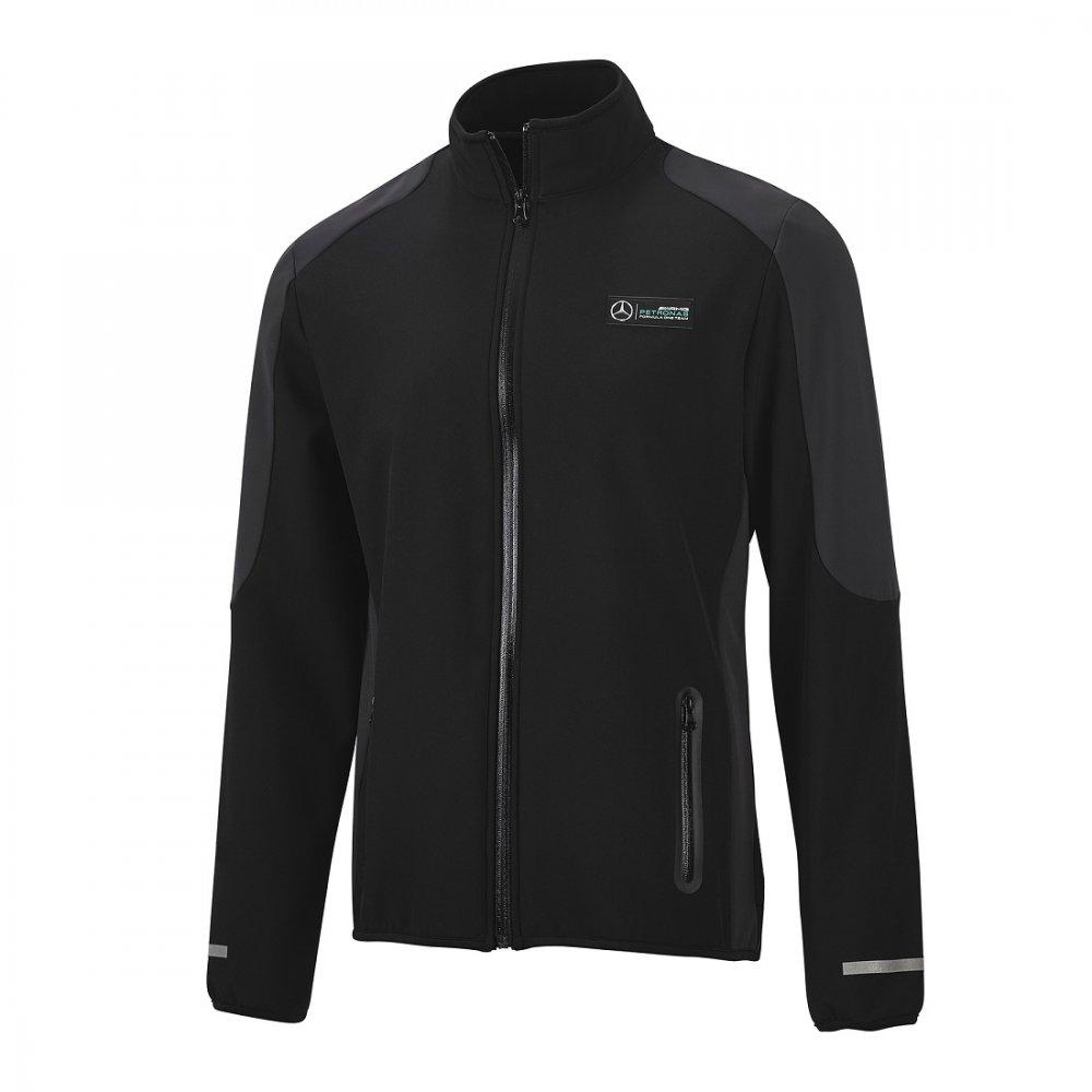 Mercedes Amg Team Softshell Jacket 2015 Ebay
