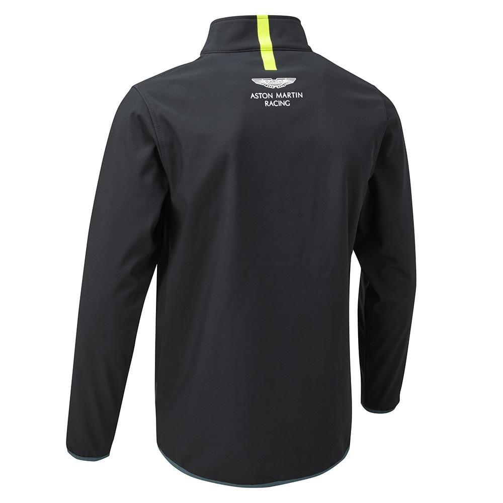Aston Martin Racing Softshell Jacket Clothing From MPH UK - Aston martin clothing