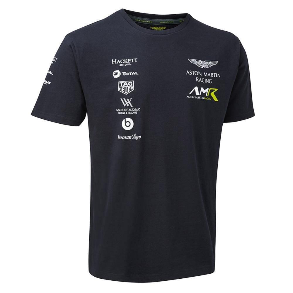 Aston Martin Racing Team Kids T Shirt Clothing From 195 Mph Uk