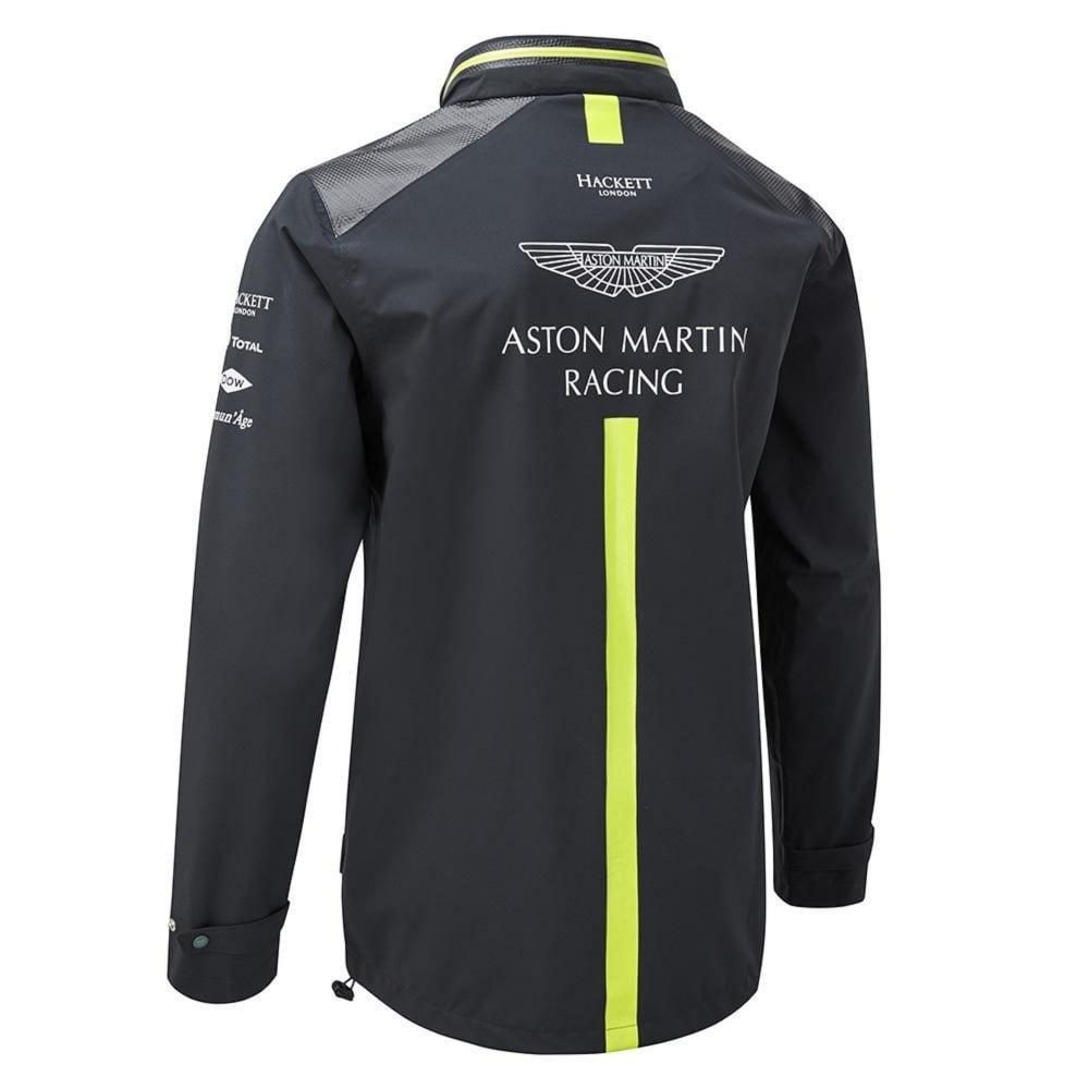 Aston Martin Racing Team Lightweight Jacket Clothing From 195 Mph Uk