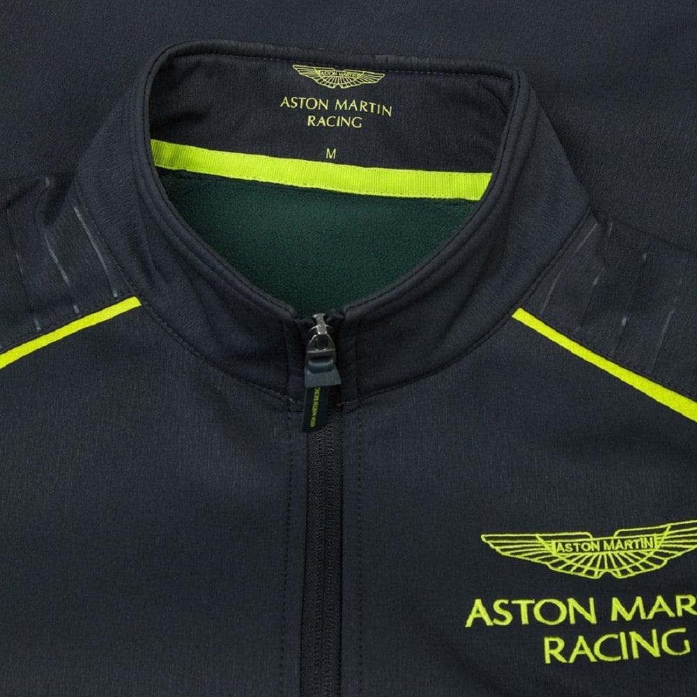aston martin racing team softshell jacket 2017