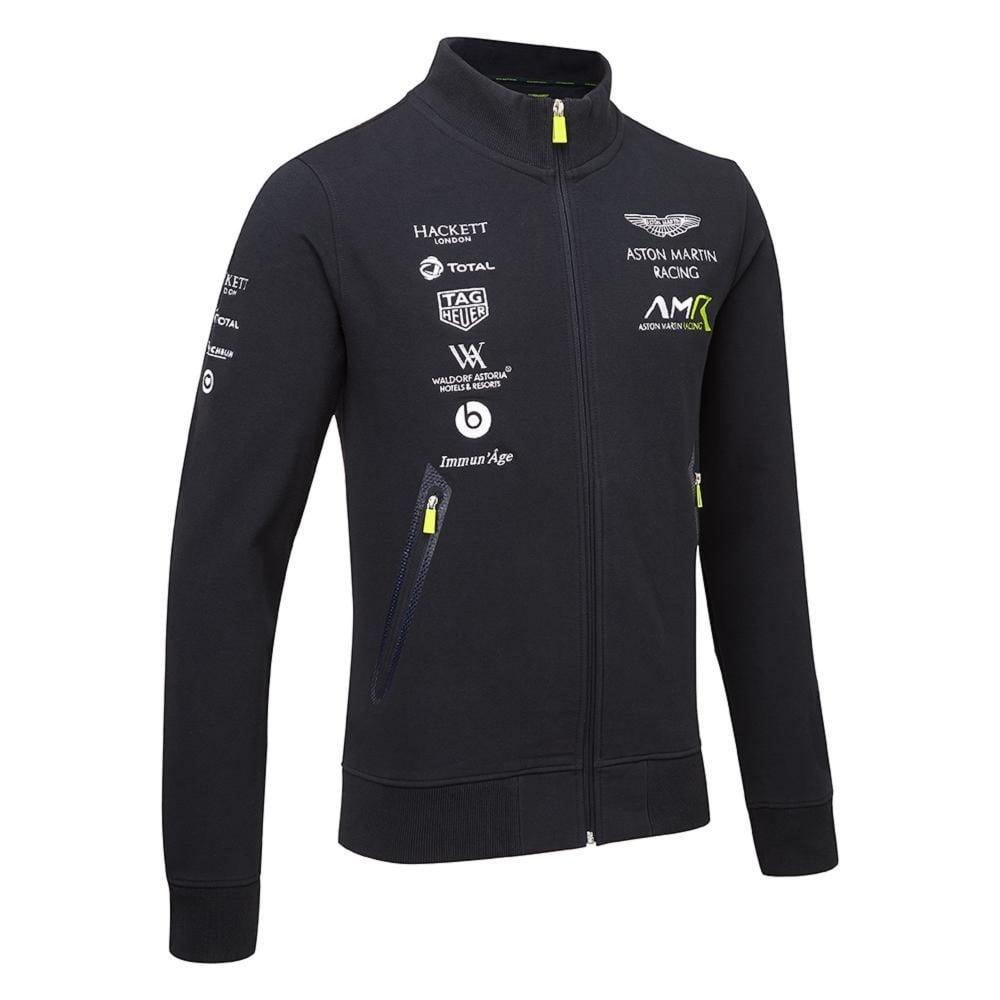 Aston Martin Racing Team Sweatshirt Clothing From MPH UK - Aston martin clothing