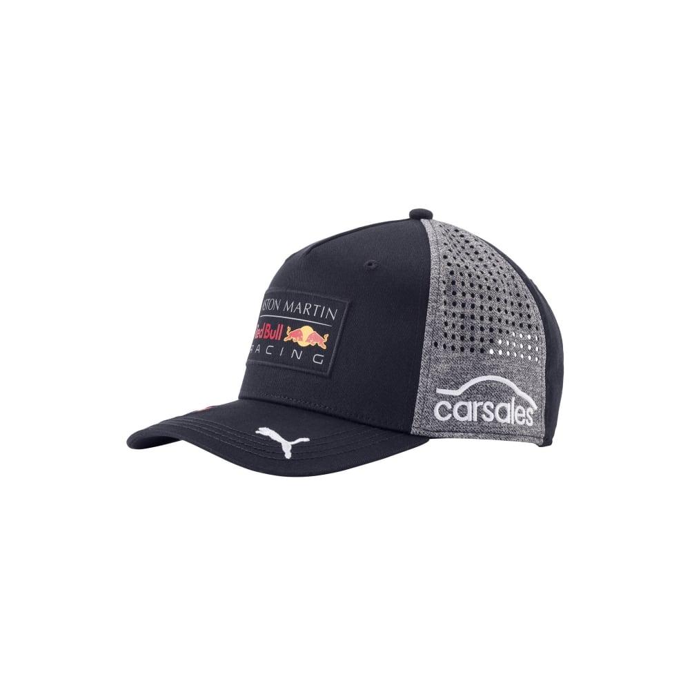 195e95fd0fe Official Red Bull Racing F1 Daniel Ricciardo Baseball Cap 2018