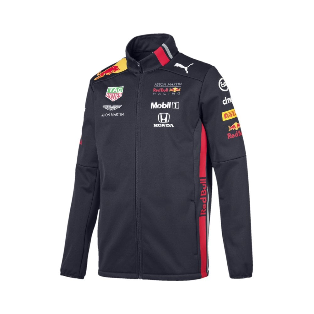 Aston Martin Red Bull Racing F1™ Mens Team Softshell 2019