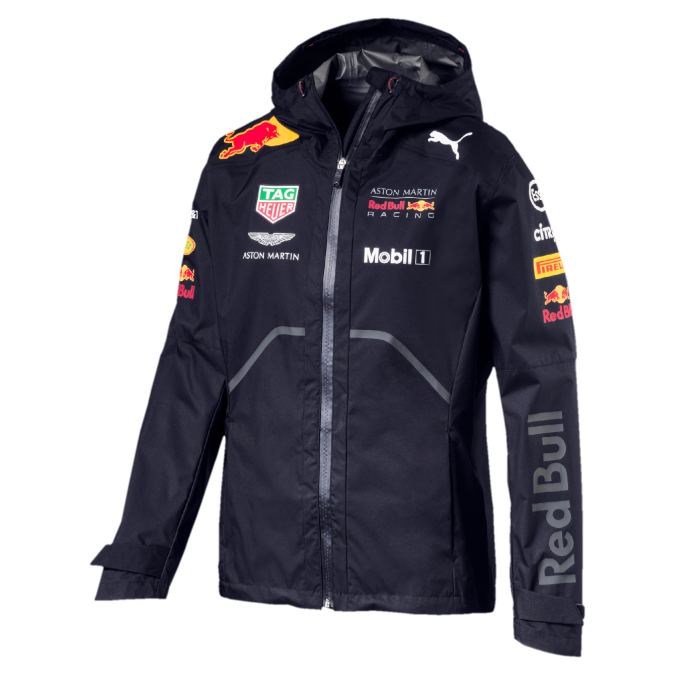 Aston Martin Red Bull Racing F1™ Rainjacket 2018