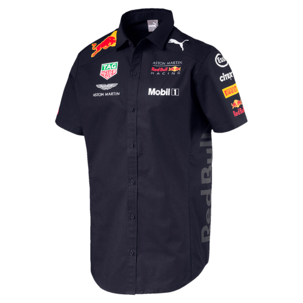 Official Red Bull Racing F1 Team Shirt 2018