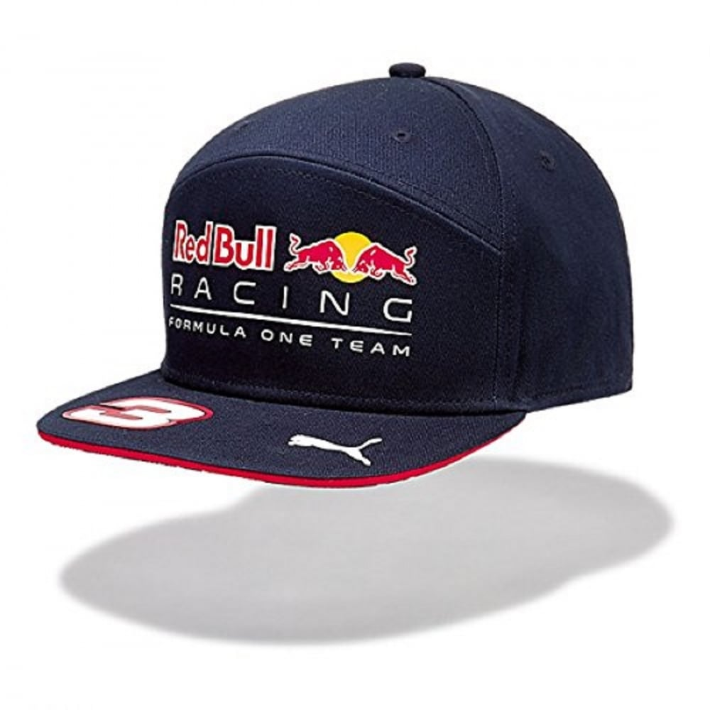 7cd335c7fcf Official Red Bull Racing Daniel Ricciardo Cap 2017