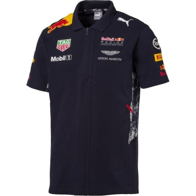 Aston Martin Red Bull Racing Red Bull Racing F1 Team Polo 2017