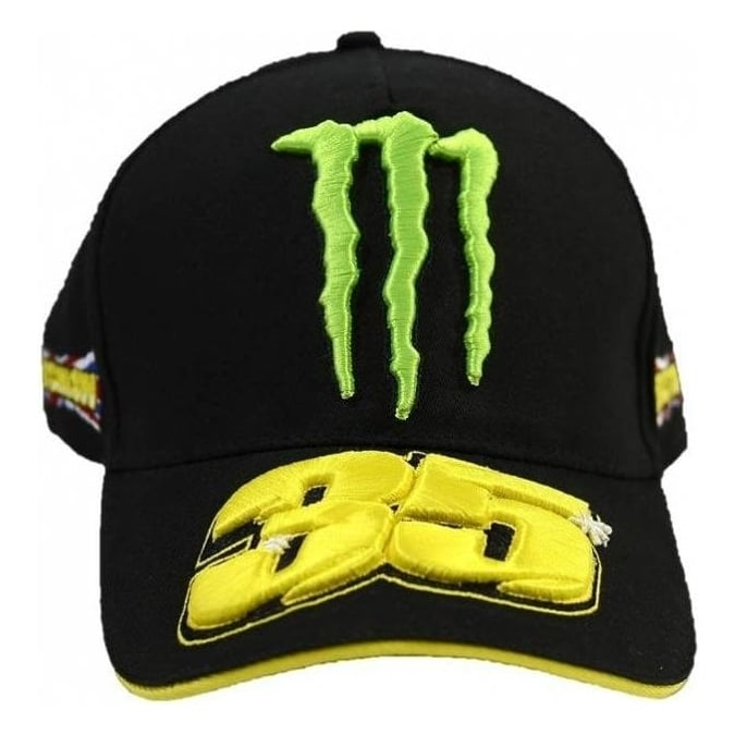 Cal Crutchlow Collection Monster 35 Cap