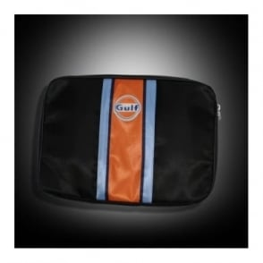 "15"" Laptop Protection Pouch - Orange Stripe"