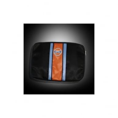 "15"" Laptop Protection Pouch - Orange Stripe"