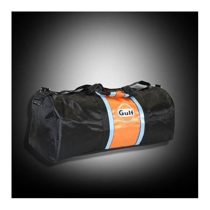 Continental Racing Gulf Collection Duffle Bag - Size XL - Orange Stripe