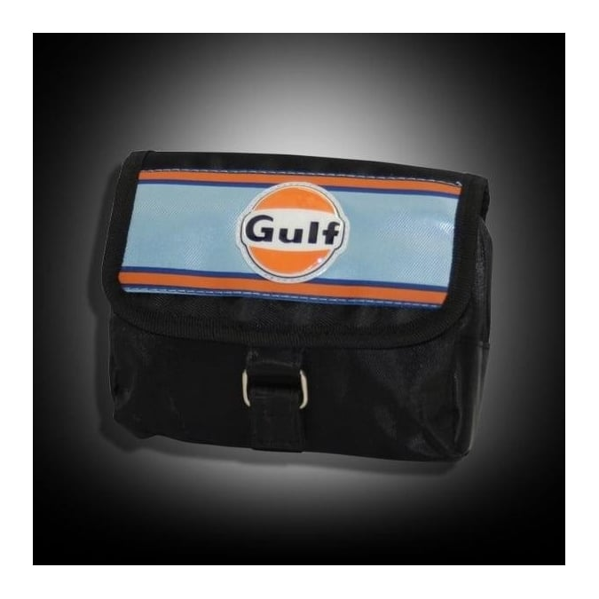 Continental Racing Gulf Collection Sat Nav Bag - Blue Stripe