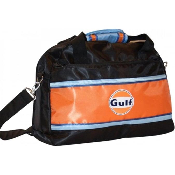 Continental Racing Gulf Collection Shoulder Bag - Orange Stripe