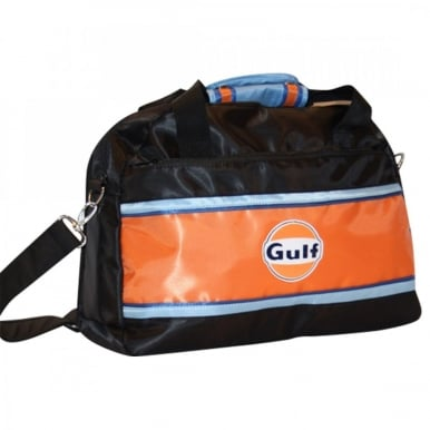 Shoulder Bag - Orange Stripe