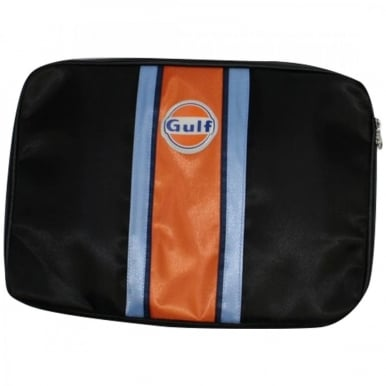Continental Racing Gulf Collection Tablet Protection Case - Orange Stripe