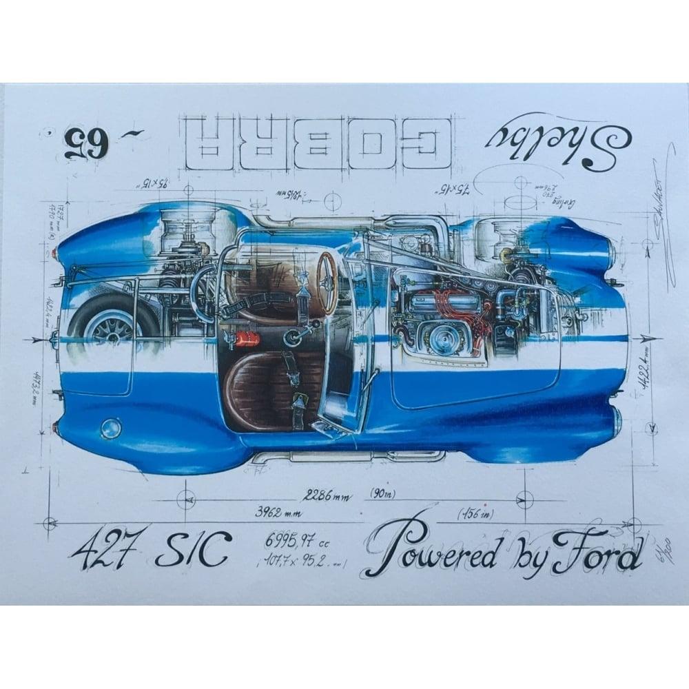 427 Engine Diagram Wiring Vintage Library427 13