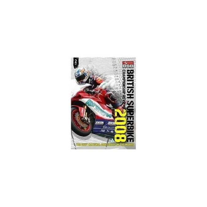 Duke British Superbike Review 2008 (DVD)
