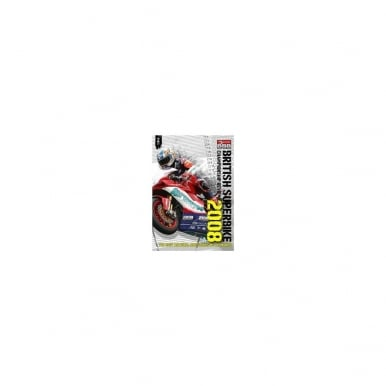 British Superbike Review 2008 (DVD)