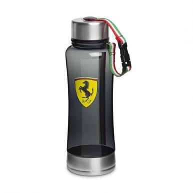 Race Water Bottle Black