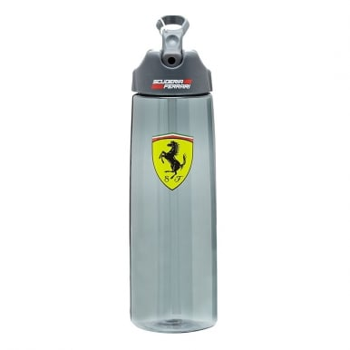 Race Water Bottle Grey