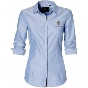 GP Monaco Ladies Shirt Light Blue