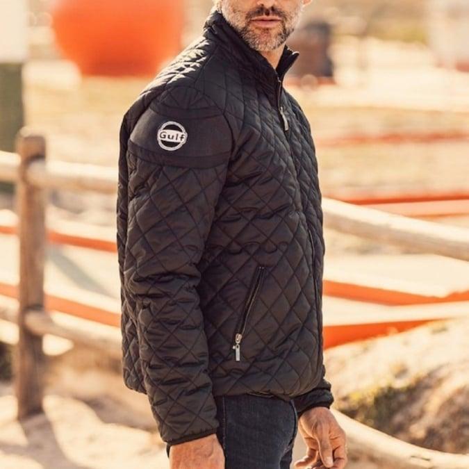 Grandprix Originals Alcott Jacket Black