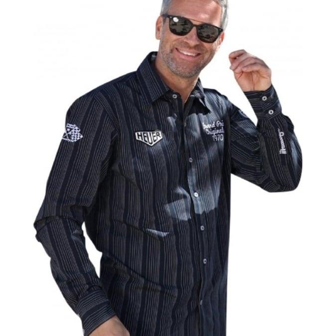 Grandprix Originals Black Pirate Shirt
