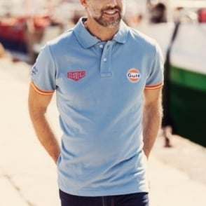 EL GPO Polo Gulf BLUE