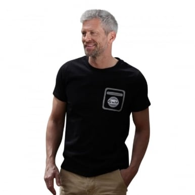 Gulf Hi-Tech T-Shirt Black