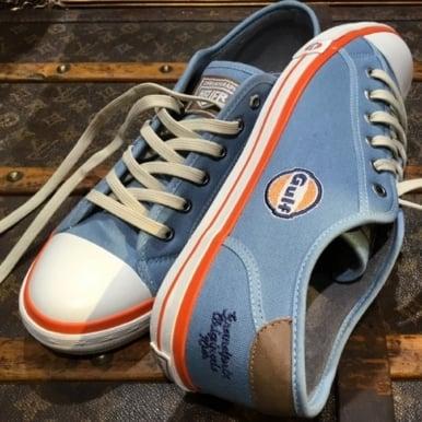 Gulf Sneakers Kids Gulf Blue
