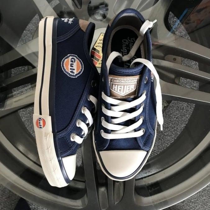 Grandprix Originals Gulf Sneakers Kids Gulf Navy Blue