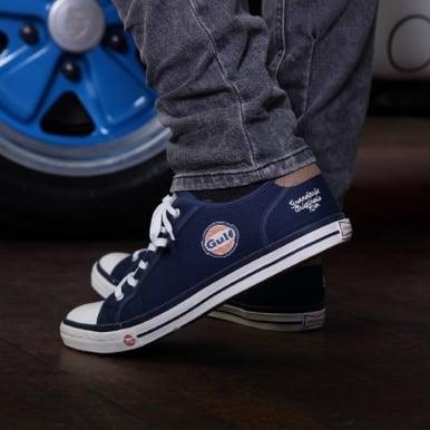 Gulf Sneakers Men Navy Blue