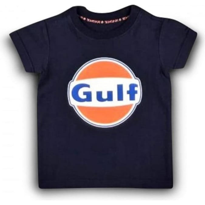 Grandprix Originals Kid Gulf Dry T-Shirt Navy Blue