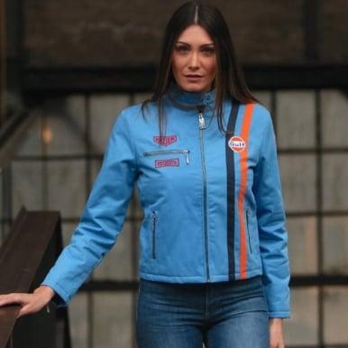 Ladies GP Delaney Jacket Cobalt