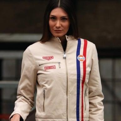 Ladies GP Delaney Jacket Sand