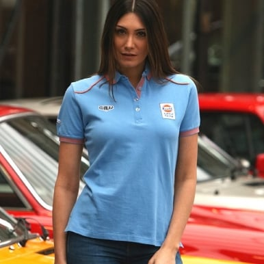 Lady Speed Polo Cobalt
