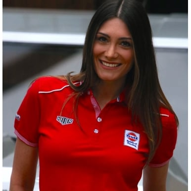 Lady Speed Polo Red