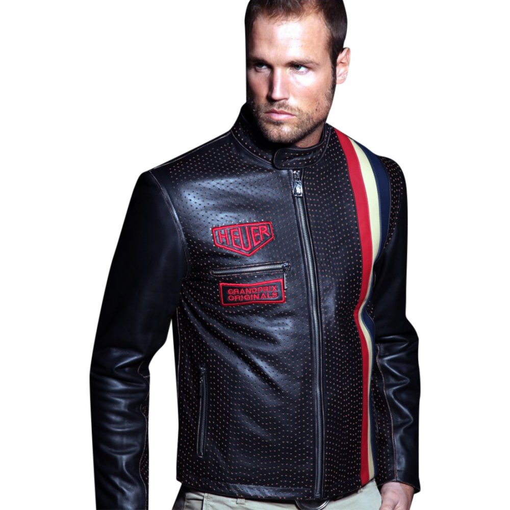 lightweight replica leather jacket buy from 195mph. Black Bedroom Furniture Sets. Home Design Ideas