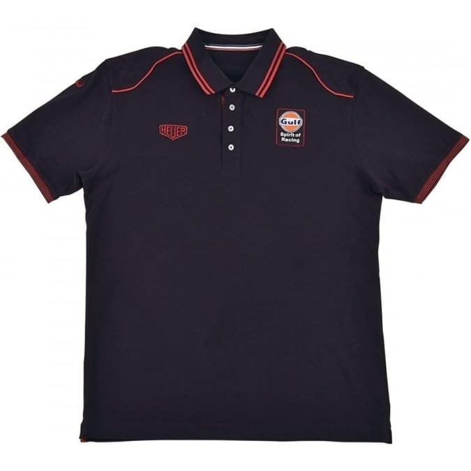 Grandprix Originals Mens Speed Polo Navy Blue