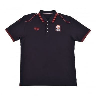 Mens Speed Polo Navy Blue