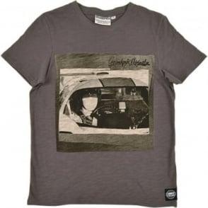 Pilot T-shirt Grey