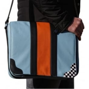 Racing Gulf Messenger Bag
