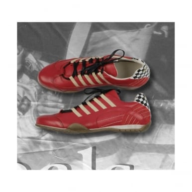 Racing Sneakers Corro Rosso