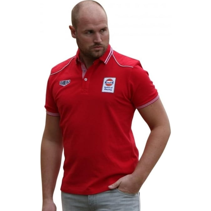 Grandprix Originals Speed Polo United Red