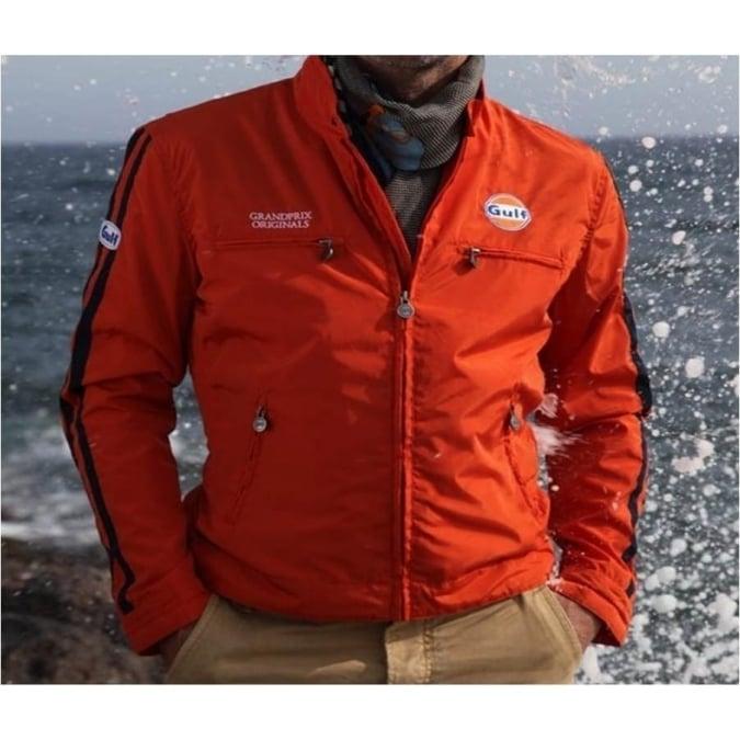 Grandprix Originals The Racing Jacket Orange