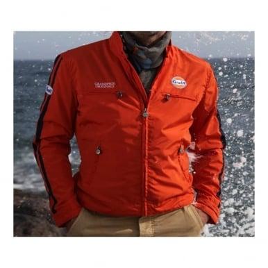 The Racing Jacket Orange