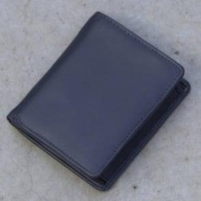 Two Colour Wallet Indigo and Black