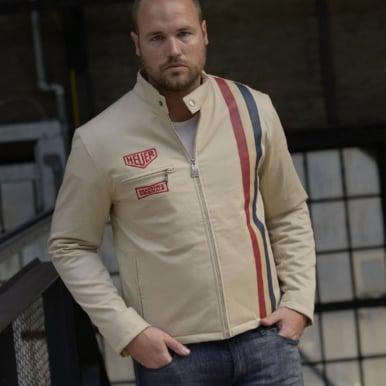 Vintage Sand Jacket